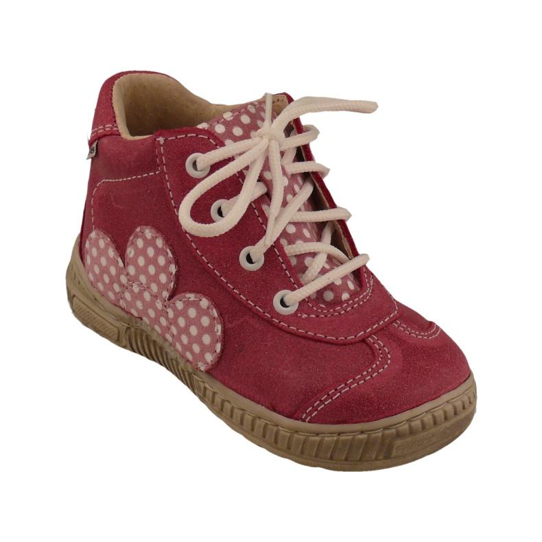 309340fd2c1 Dětská jarní obuv pegres 1401B