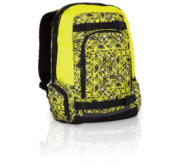 Studentský batoh topgal HIT 811 E,poštovné zdarma
