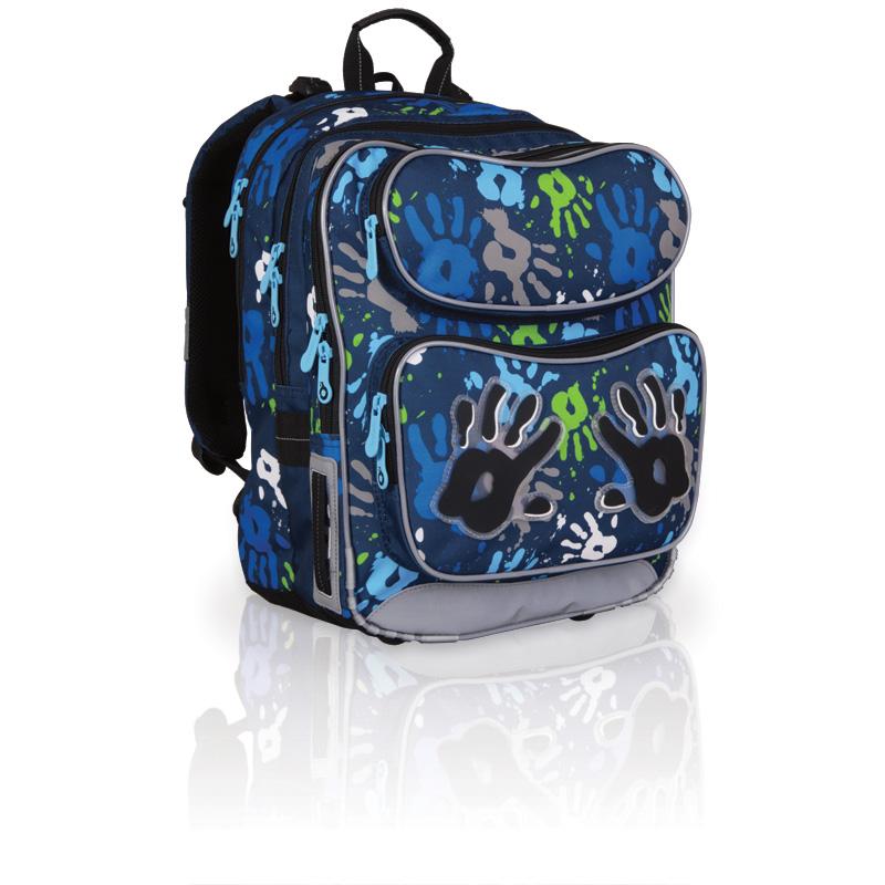 Školní batoh topgal chi 699 D
