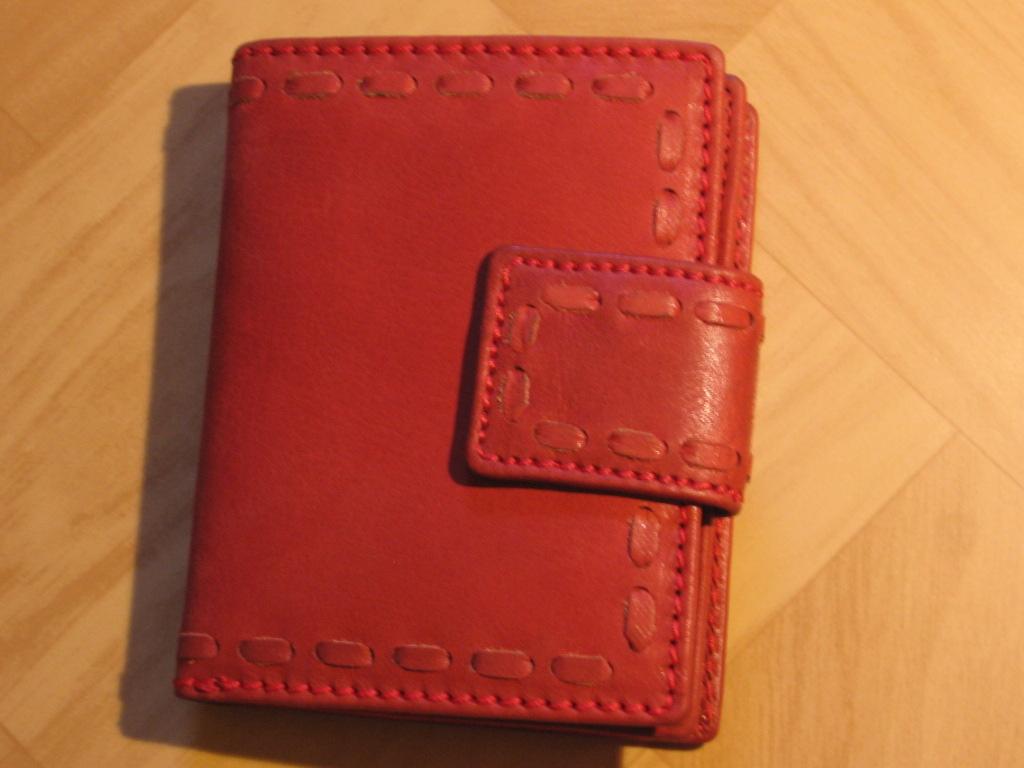 Luxusní dámská růžová kožená peněženka Lagen 3734