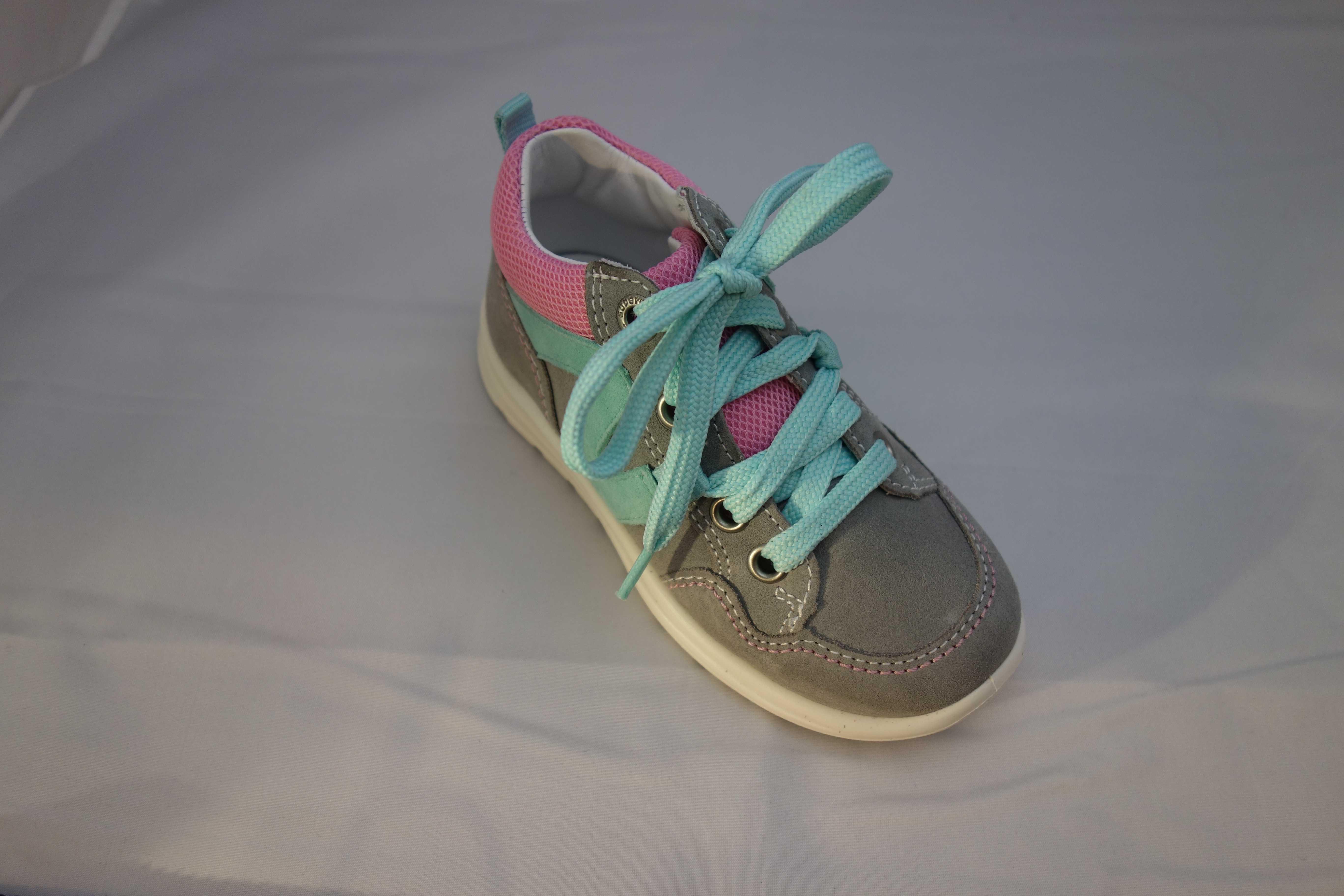 Superfit celoroční dětska bota vzor00323-25