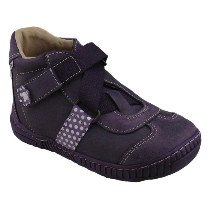 e65d0970ed59 Dětská jarní obuv pegres 1403B