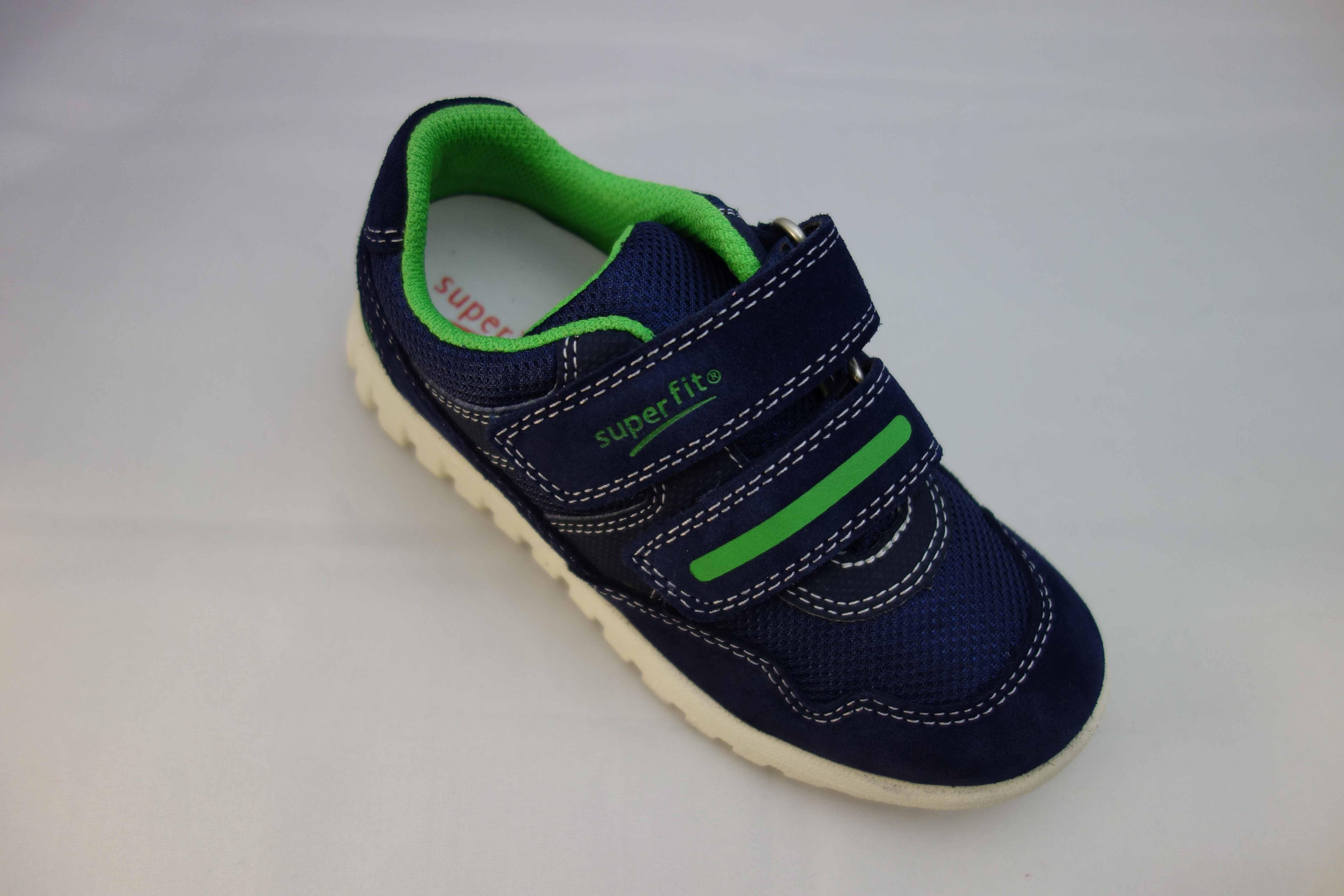 15b13e4093f Kompletní specifikace · Ke stažení · Související zboží. dětská bota na  suchý zip značky superfit.